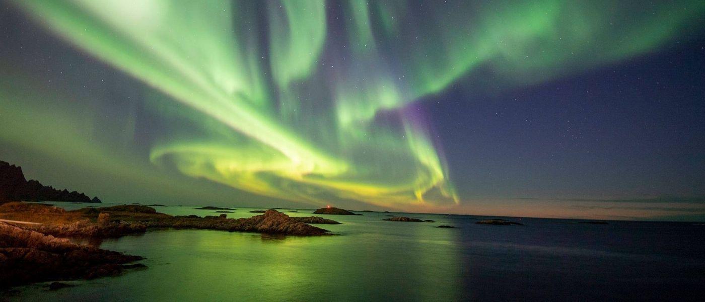Aurora riflessa